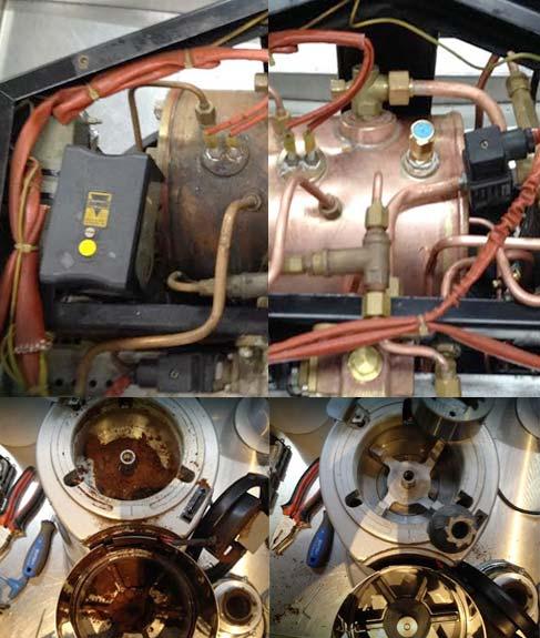 <h3>Service επαγγελματικών μηχανών espresso</h3>